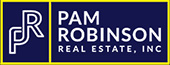 Pam Robinson Real Estate Logo